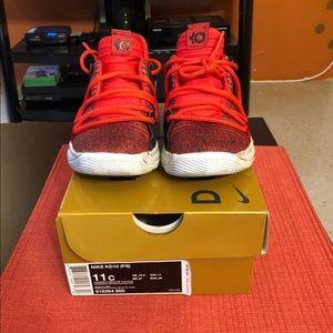 Preschool Nike KD 10